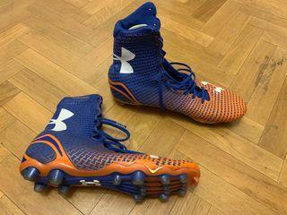 Botas fútbol americano. Nike