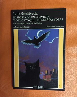 Historia de una gaviota y del gato .....