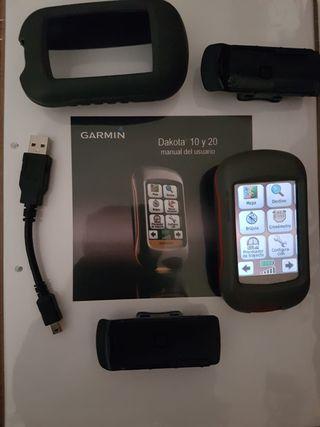 GPS Garmin Dakota 20, bici