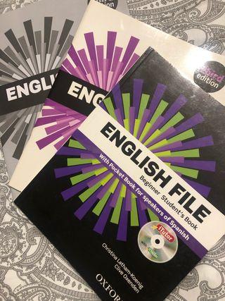 Libros English file third edition de Oxford