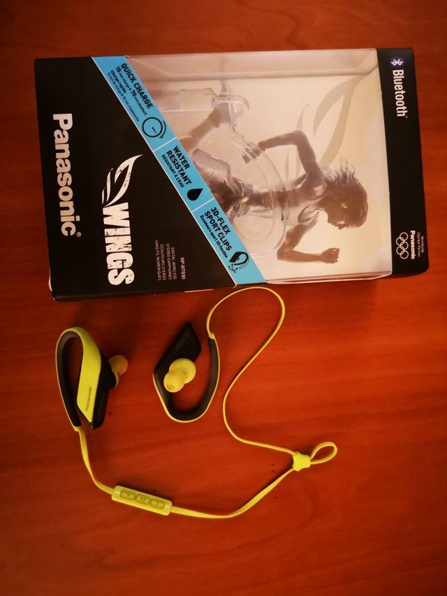 Auriculares Bluetooth Wings Panasonic