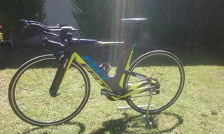 vendo bici triatlon