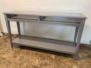 Mueble de recibidor gris