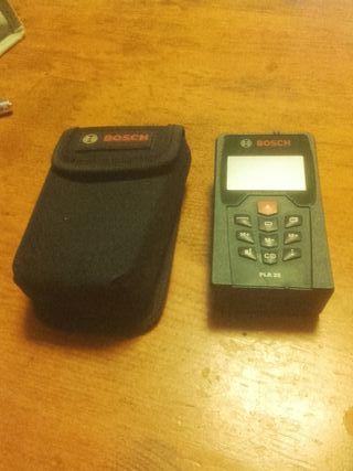 Medidor laser Bosch PLR 25