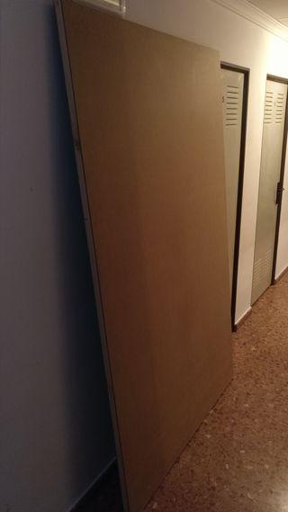 Puerta corredera a medida 125 x 204 cm