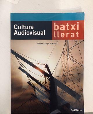 Libro CULTURA AUDIOVISUAL BATXLLERAT