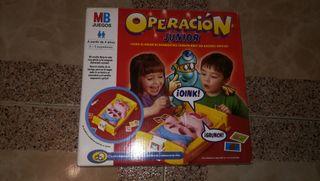 Operación Junior, Juego de mesa