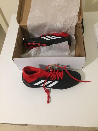 Adidas predator botas de futbol