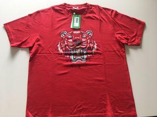 Camiseta Kenzo tigre