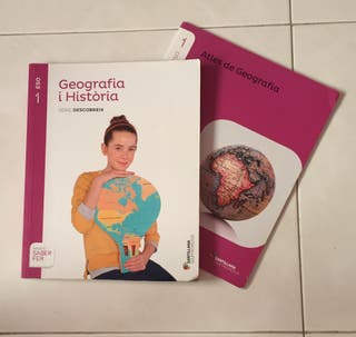 GEOGRAFIA I HISTÒRIA 1º