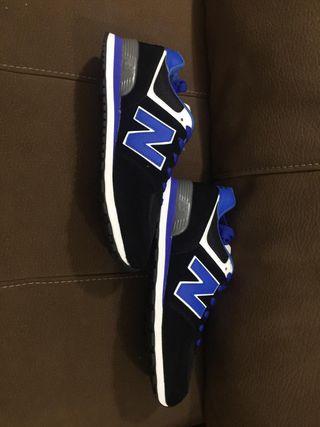 Zapatillas deportivas nuevas para estrenar