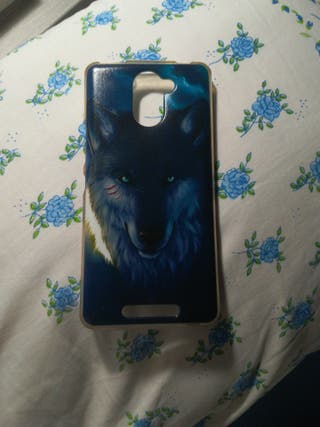 Funda móvil BQ Aquaris U Plus