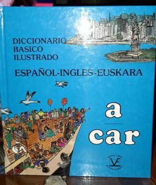 Diccionario básico ilustrado - lote 6 libros