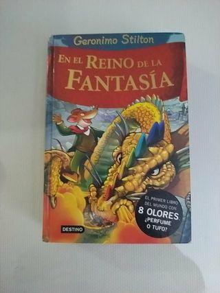 En el Reino de la Fantasis