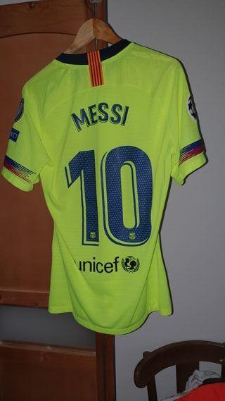 camiseta FC barcelona leo messi