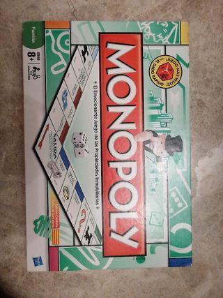 Juego Monopoly