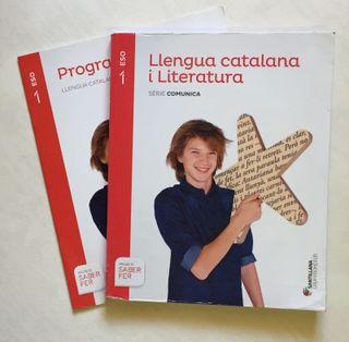 LLENGUA CATALANA I LITERATURA 1º