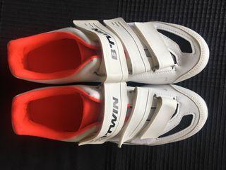 Zapatillas nuevas ciclismo carretera mujer