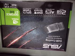 Tarjeta gráfica Nvidia GeForce GT 610