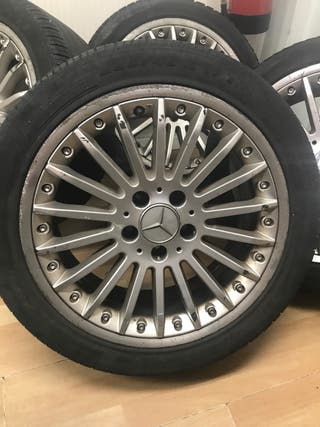 Llantas para Mercedes 17 pulgadas