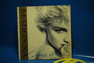 Disco EPs vinilo maxi -Madonna True Blue -1986