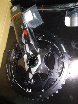 Bielas y platos Sram Red 22