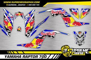 Kit adhesivos yamaha raptor 700