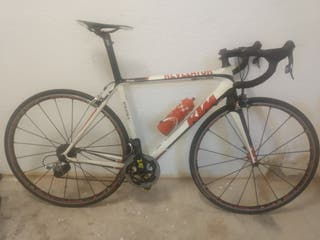 bicicleta carretera KTM revelador talla 55