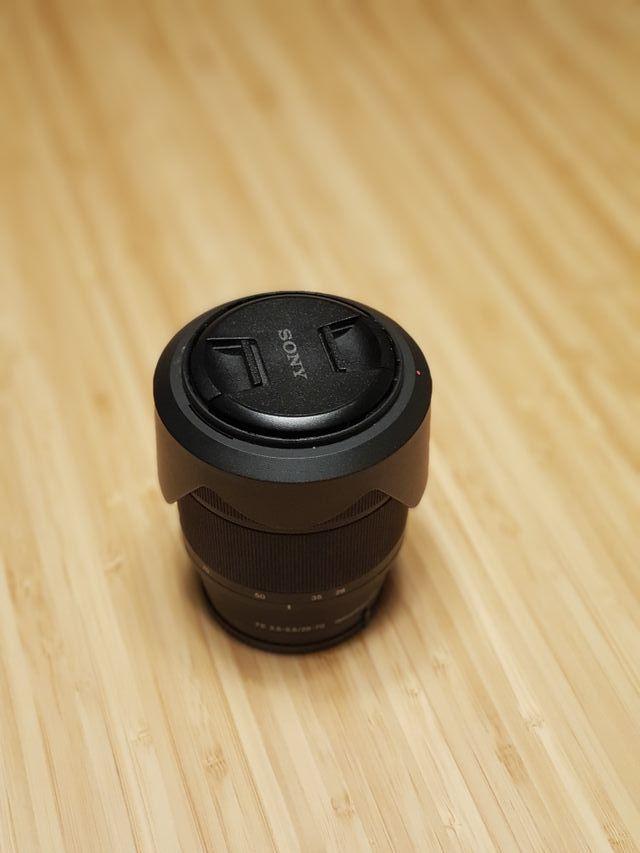 Objetivo 24-70mm Sony Full frame
