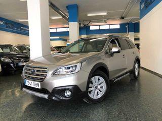 Subaru Outback 2.0D 150cv Automático **EXECUTIVE PLUS** SÓLO 43.000KMS