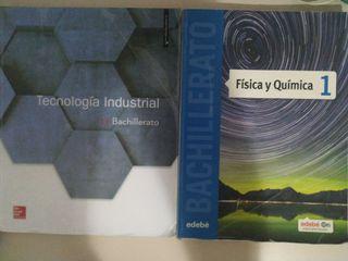 libros 1° bachillerato tec