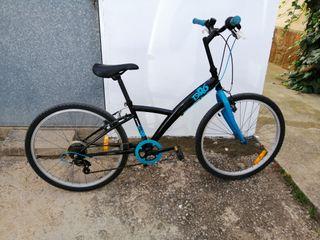 Bicicleta B-TWIN 24 pulgadas