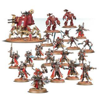 Battleforce Mechanicus y añadidos Warhammer 40000