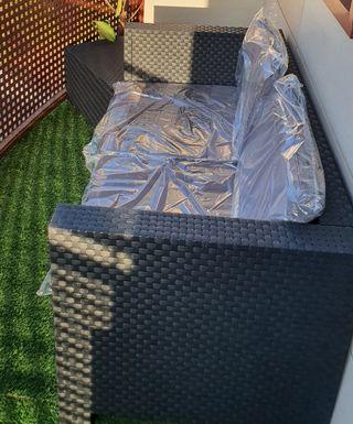 muebles jardin o terraza