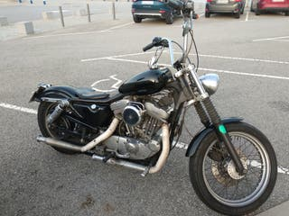 Harley Davidson 883 Hugger 1997