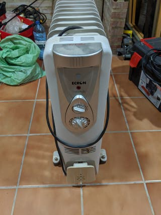 calefactor radiador eléctrico