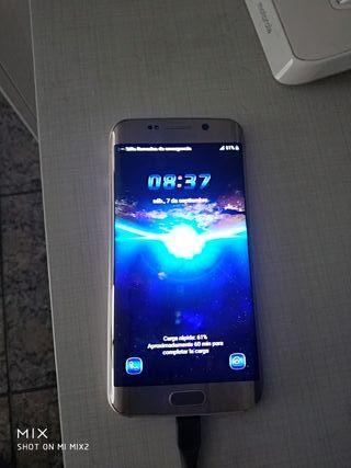 móvil Samsung Galaxy s6 edge libre