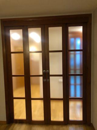 Puertas correderas de paso gran tamaño