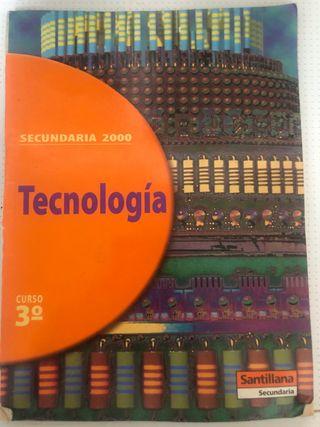 Libro tercero secundaria Tecnología