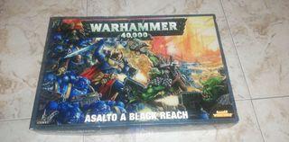 Warhammer 40000 Asalto Black Reach