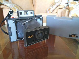 Cámara Polaroid Vintage