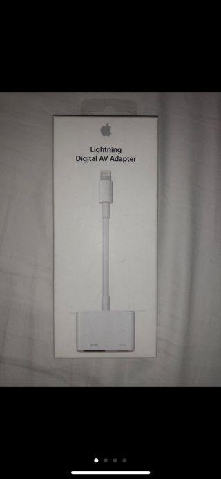 Apple lighting hdmi