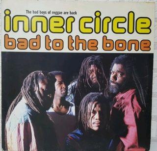 Disco de vinilo Lp Inner Circle Bad to the bone