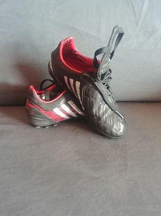 Botas de fútbol niño ADIDAS