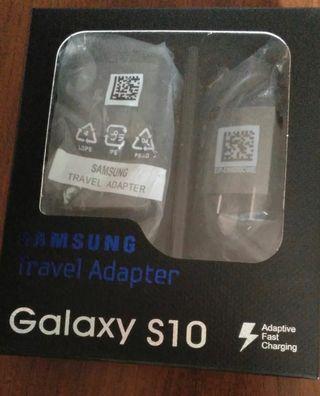 Nuevo Samsung S10/S8/S9 Cargador rápido