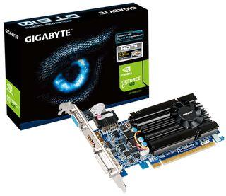 Tarjeta gráfica Gigabyte Nvidia GT 610