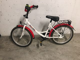 Bicicleta Junior 18 pulgadas