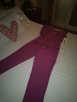 blusa y pantalón boda sin estrenar