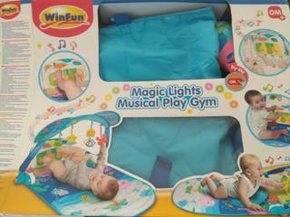 gimnasio musical