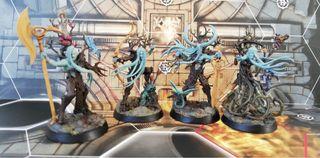 Warhammer Underworlds Guardianes Ylthari